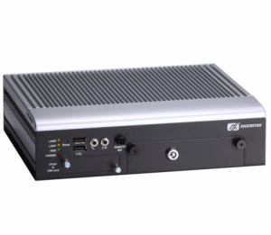 Fanless In-vehicle Computer with Intel Atom E3845 CPU (-40°C ~ +70°C)